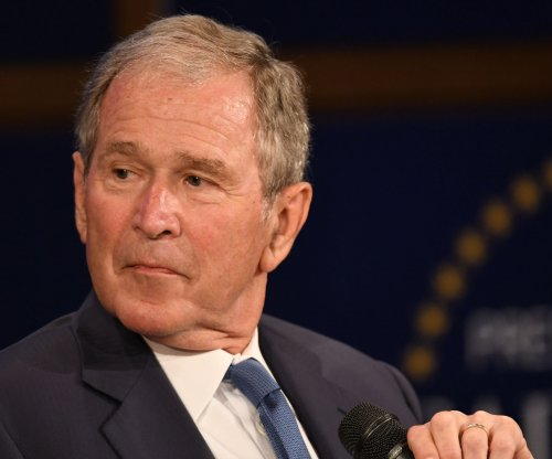 George W. Bush: 'clear evidence Russians meddled' in 2016 election