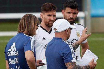 Argentina cancels friendly vs. Israel after 'threats' toward Messi