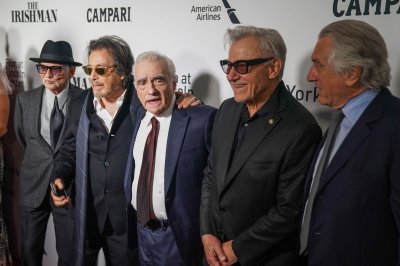 Martin Scorsese's 'The Irishman' to screen in Broadway theater