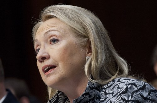 Clinton: U.S., Israel on same page re Iran