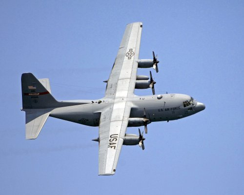 Pakistan seeks C-130 fleet upgrade