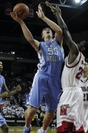 Hansbrough named college player of year