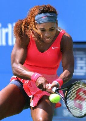 Serena Williams wins again at WTA Championships