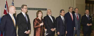 'Very good progress' at Iranian nuclear negotiations