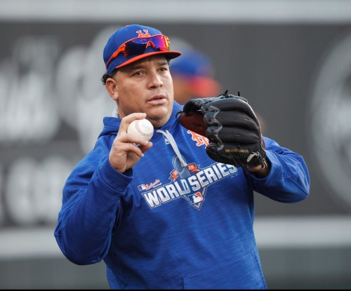 New York Mets' Bartolo Colon hits first HR at age 42