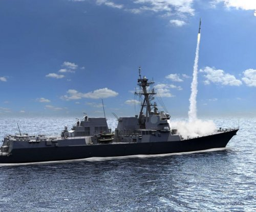 Raytheon awarded $365 million Aegis contract