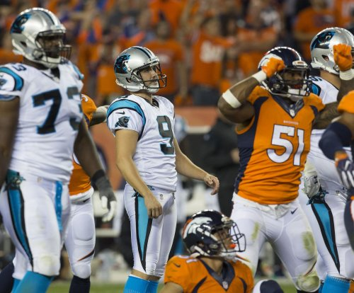 Carolina Panthers support Graham Gano despite clutch loss to Denver Broncos
