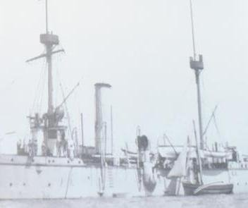 Chinese authorities identify 19th-century warship