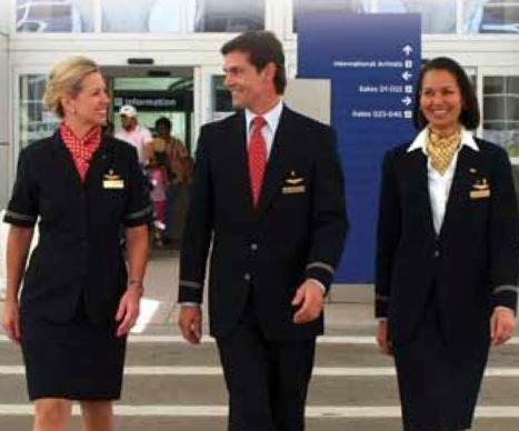 American Airlines drops maker of uniforms after employee health complaints