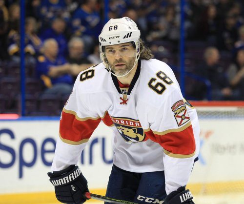Jaromir Jagr: Calgary Flames put forward on injured reserve
