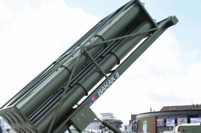 IAI contracted for Barak-8 missiles for Israeli corvettes