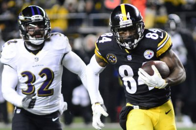 Ben Roethlisberger: Pittsburgh Steelers' sluggish start frustrating Antonio Brown