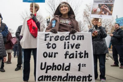 Charter aims to promote First Amendment unity among faith groups