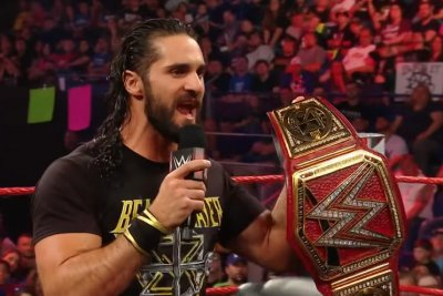 WWE Raw: Seth Rollins, AJ Styles have violent contract signing