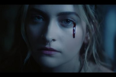 Paris Jackson attends gothic ball in 'Let Down' music video