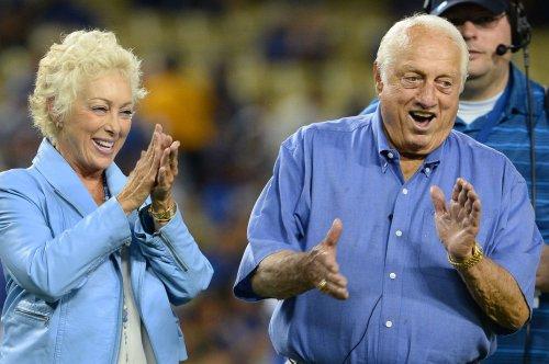 Jo Lasorda, wife of Dodgers legend Tommy Lasorda, dies at 91