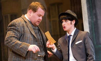 Outer Critics honor 'Once,' 'Guvnors'