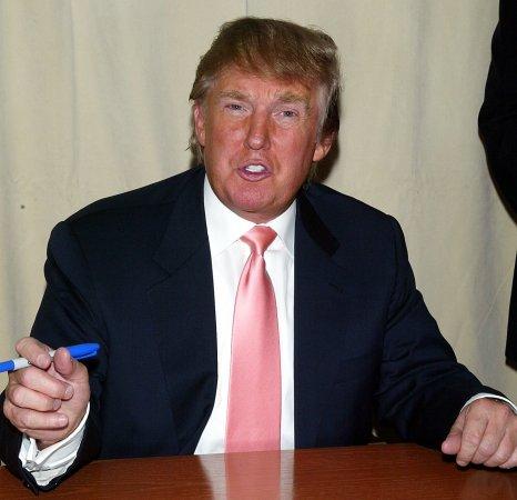 Trump hypes Dubai project at LA party