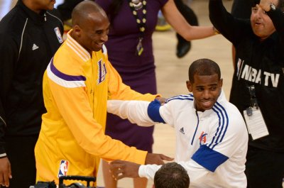 Lakers, Clippers continue rivalry at Staples Center