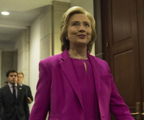 Clinton campaign heavy with support from entertainment industry