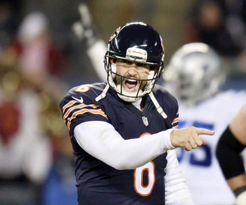 Fox: Bears QB Cutler hamstring injury 'not severe'