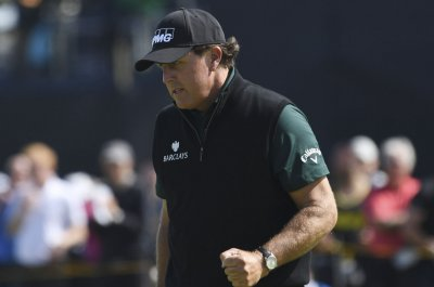 Open Championship: Phil Mickelson almost makes history