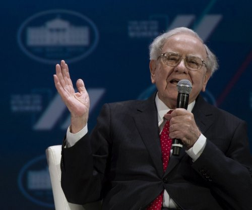 Buffett's Apple stock purchase gains $1.1B in six weeks