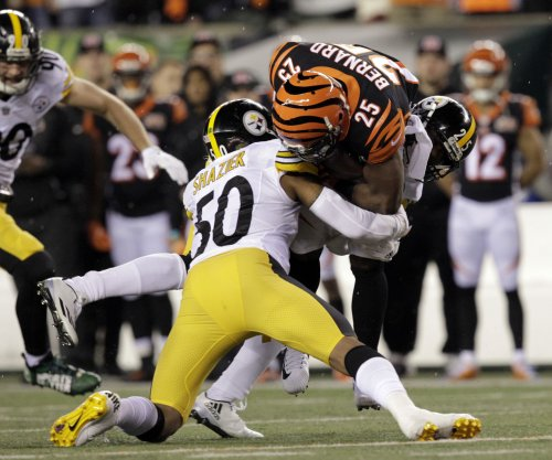 Pittsburgh Steelers' thoughts with LB Ryan Shazier after scary injury