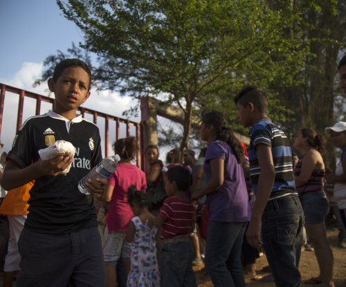 Central American kids come to U.S. fleeing high murder rates