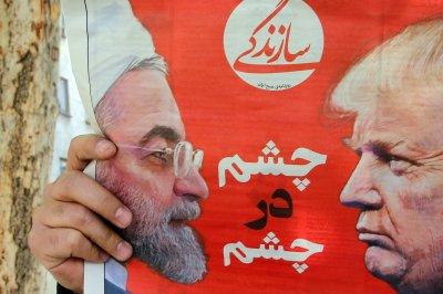 EU, 3 nations reject Iran demands over nuclear deal, U.S. sanctions