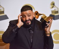 'Khaled Khaled' tops the U.S. album chart