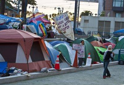 LA leaders take back Occupy deal
