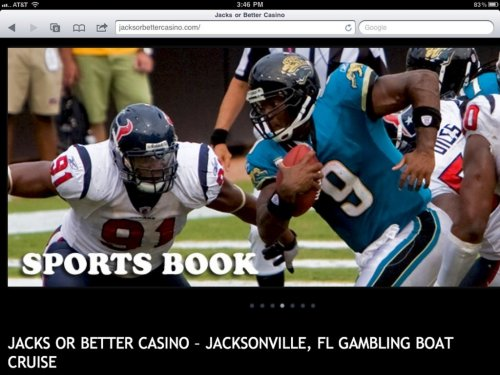 Garrard, NFL sue casino over photo use