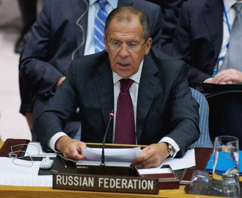 Russian foreign minister discusses Ukraine with EU representatives