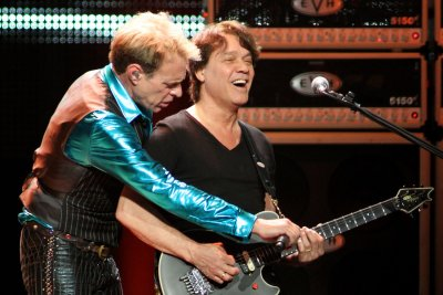 David Lee Roth and Van Halen to perform on 'Jimmy Kimmel Live'