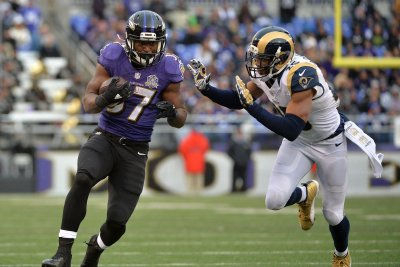 Buck Allen making run to be Ravens' back of future