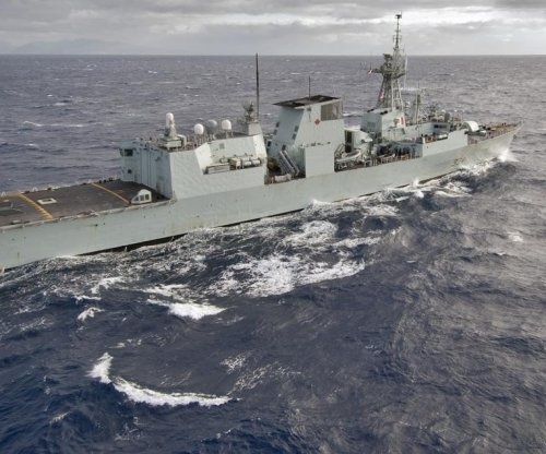 Milestone in modernization of Canada's Halifax-class frigates