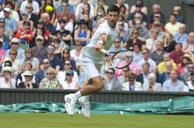 Novak Djokovic begins Wimbledon defense with easy win