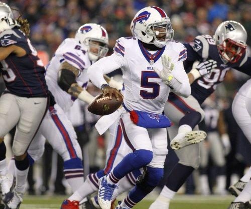 Tyrod Taylor flips on Buffalo Bills coach Rex Ryan