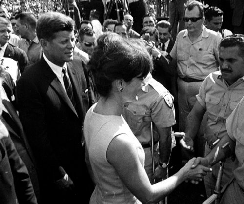 Researchers examine back pain, medical conditions that plagued JFK