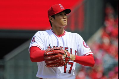 Ohtani on mound for Angels again vs. Royals