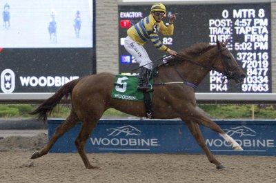 UPI Horse Racing Roundup: Masar takes charge at Epsom Downs