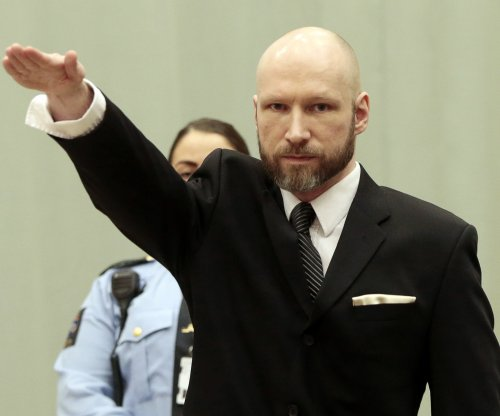 Court denies Anders Breivik's isolation appeal