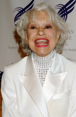Carol Channing releases new CD