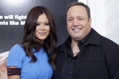 Kevin James, Wife Steffiana De La Cruz Welcome Fourth Child   UPI.com