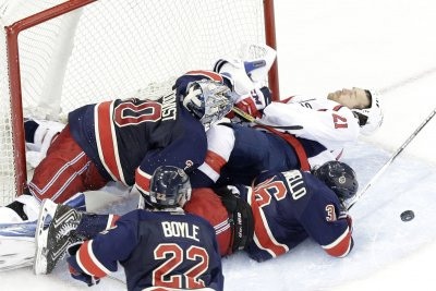 Washington Capitals rally past New York Rangers in OT