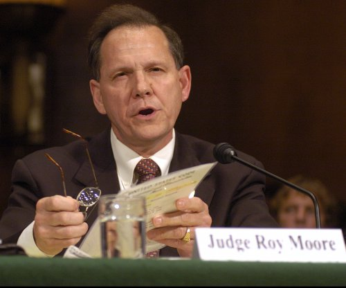 Alabama Supreme Court chief justice suspended for efforts to block gay marriage