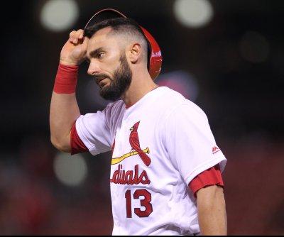Matt Carpenter leads 14-hit attack in St. Louis Cardinals' victory