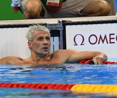 Brazilian police charge U.S. swimmer Lochte for exaggerated robbery story