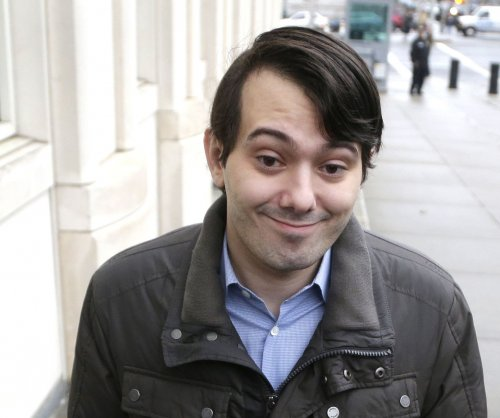 Florida woman paid $50,000 to punch Martin Shkreli in the face